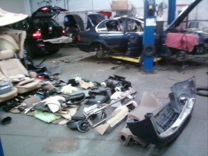 2003 530 BMW Body Harness Replacement
