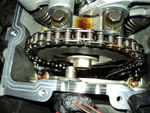Mini Cooper timing chain tensioner update 1